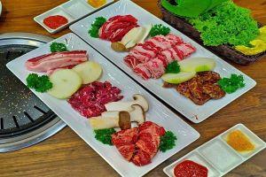 beef and pork set