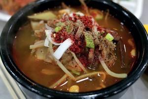 beef bloog veg soup
