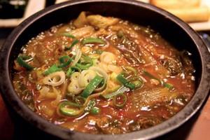 beef tripe soup