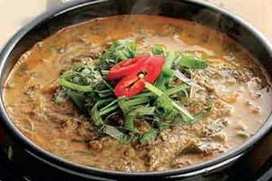 eel soup