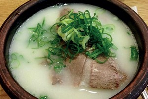 ox bone soup