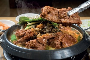pork backbone soup
