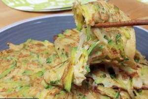 zuchini pancake